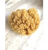 Redecker Natural bath sponge with cotton strap