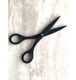 Pantoufle Allex Black Metal Scissors