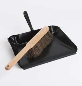 Iris Hantverk Black Metal Dust Pan
