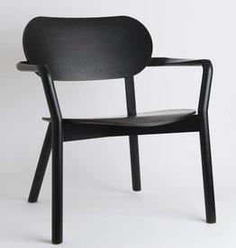 Karimoku New Standard Low Oak Chair