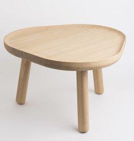 Karimoku New Standard Chestnut Low Side Table