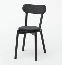 Karimoku New Standard Oak Chair With Pad