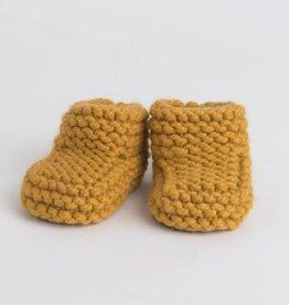 Pantoufle Woolen Baby Shoes 16-17