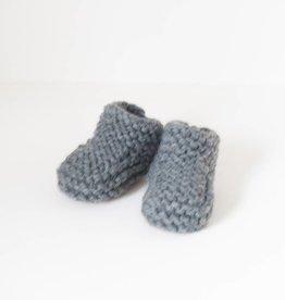Pantoufle Woolen Baby Shoes 10-15