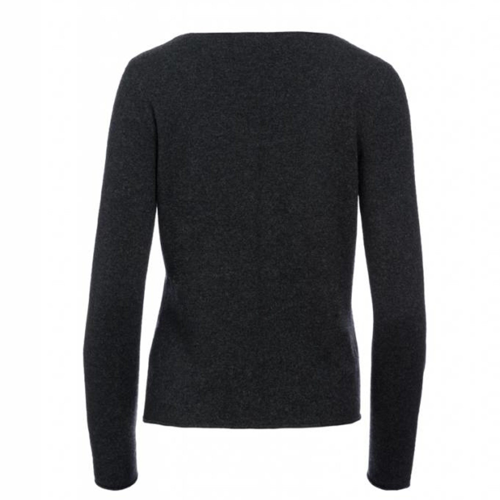 Odno - Pullover aus Kaschmir - antrazit