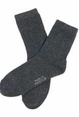 """""""Mongol Natur"""" 100% Kaschmir Socken aus Kaschmir - antrazit"""