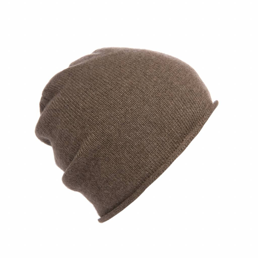 """Mongol Natur""  100% Yakwolle Odno - Mütze aus Yakwolle"