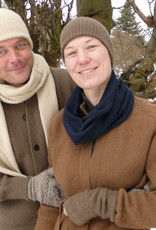 """Mongol Natur""  100% Yakwolle Odgo - Mütze aus Yakwolle"