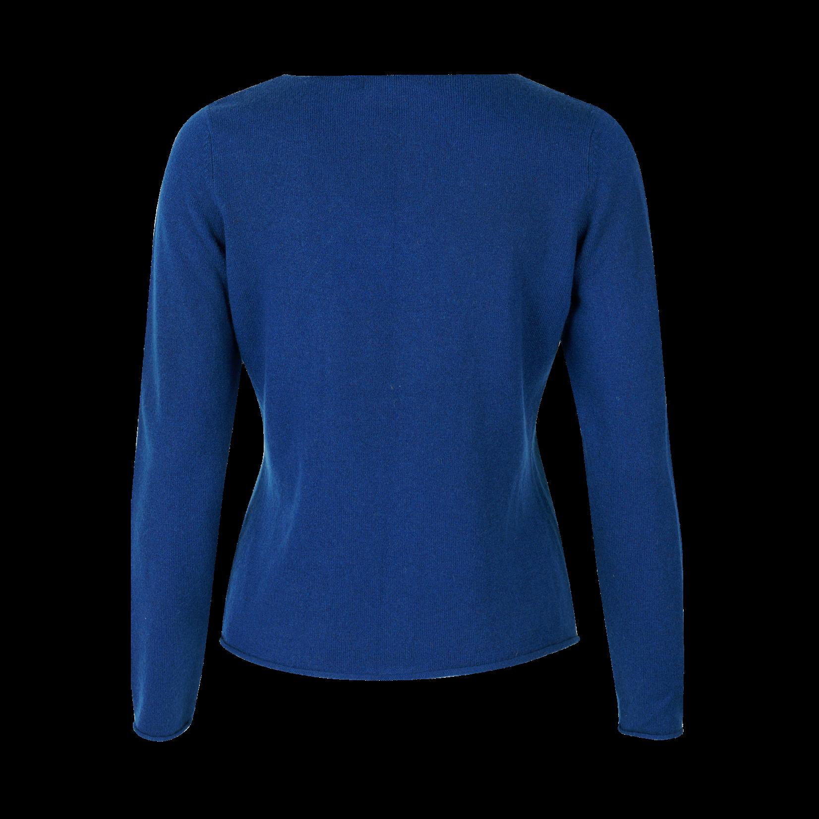 Odno - Pullover aus Kaschmir - himmelblau