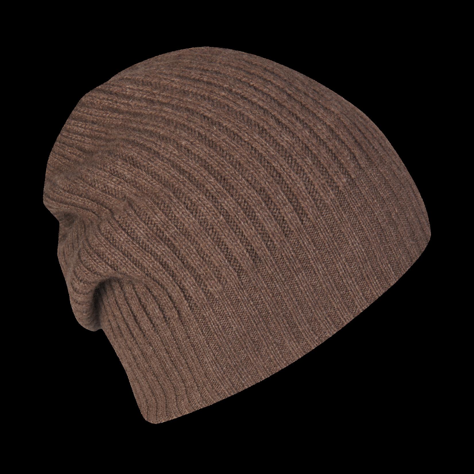 Odgo - Mütze aus Yakwolle - capuccino