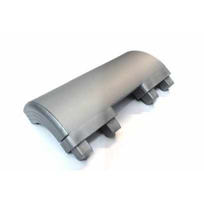Zijafschermings voorhoek grijs Takler 300 mm hoog