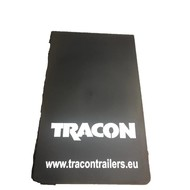 Spatbord 245/265/70 & antispray Tracon logo