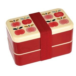 Rex London Bento Box Vintage Apple large