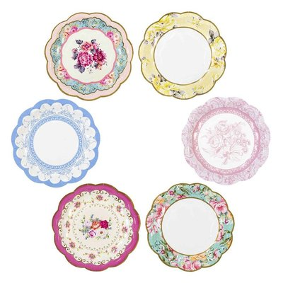 Talking Tables Plates Vintage