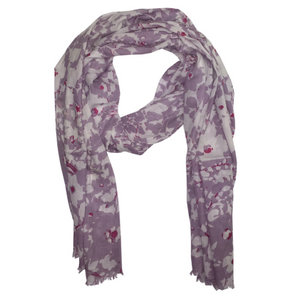 SALE Schal/Pareo Abstract lilac