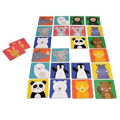 Rex London Memory Cards Animal Friends