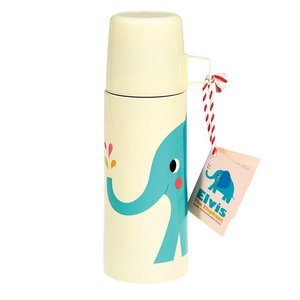Rex London Flask and cup Elephant
