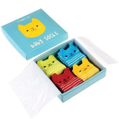 Rex London Baby socks Kitten