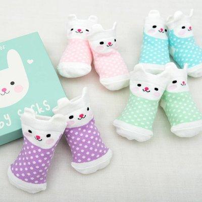Rex London Baby socks Bunny