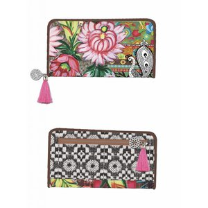 Happiness Wallet Large Quintana