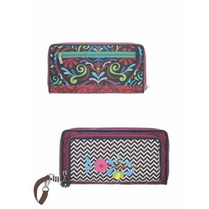 SALE Wallet with sling  Belize Petrol