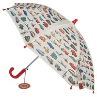 Rex London Childrens umbrella Vintage Transport