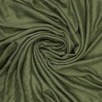 M&K Collection Schal Cotton/Wool light khaki