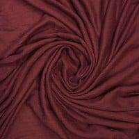 Pure & Cozy Scarf Cotton / Wool burgundy