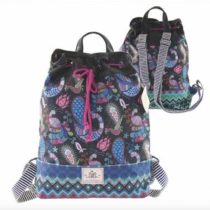 Happiness Backpack multi  Belize Petrol