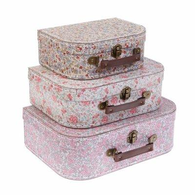 Sass & Belle Cases Vintage Floral Set of 3