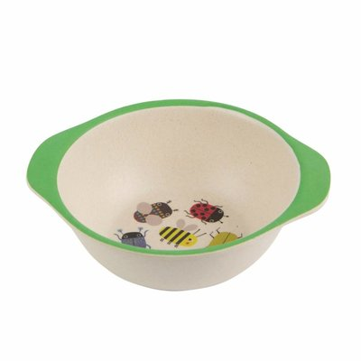 Sass & Belle Bamboo Bowl Busy Bugs
