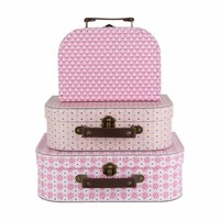 Sass & Belle Cases Retro Daisy Set of 3