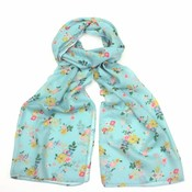M&K Collection Scarve Ulyana turquoise