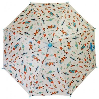 Powell Craft Childrens umbrella Space Rocket