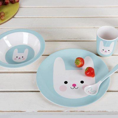 Rex London Melamine spoon Bunny