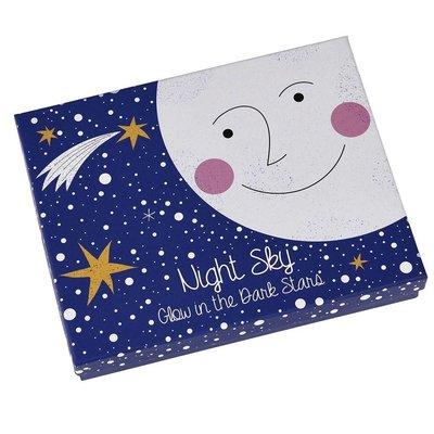 Rex London Glow in the Dark Stars Box of 30