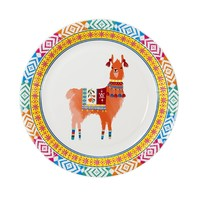Talking Tables Plates Boho Llama medium