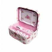 Sass & Belle Picknick-Box-Set White Roses