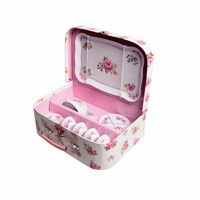Sass & Belle Picnic Box Set White Roses