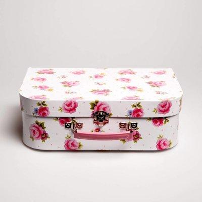 Sass & Belle Picnic Box Set White Roses