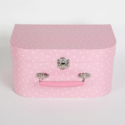 Sass & Belle Küchen-Box Red Pink Polka Dot
