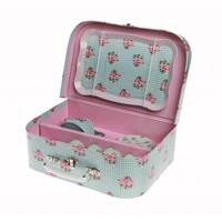Sass & Belle Picnic Box Set Roses blue