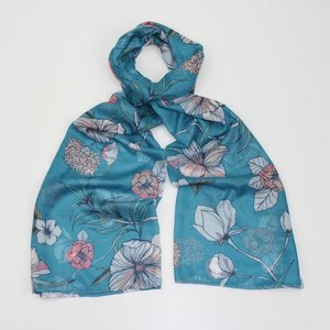 SALE Scarf Vale blue - SPECIAL OFFER