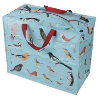 Rex London Jumbo bag  Garden Birds