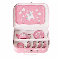Sass & Belle Picnic Box Set Rainbow Unicorn