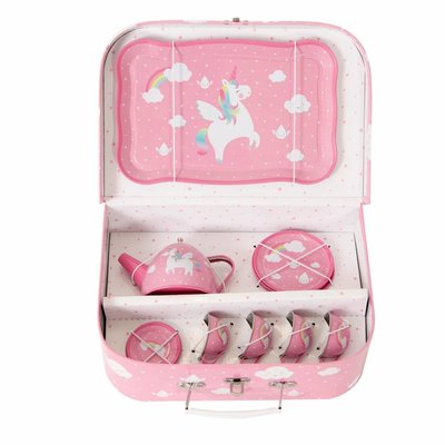 Sass & Belle Picknick-Box-Set Rainbow Unicorn