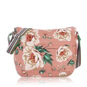 Huiskamergeluk Handbag Carry-All Bag Wild Rose dusty pink