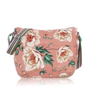 Huiskamergeluk Handbag Carry-All Bag Wild Rose dusty pink