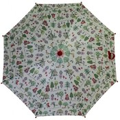 Powell Craft Childrens umbrella Red Riding Hood