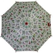 Powell Craft Kinder Regenschirm Red Riding Hood